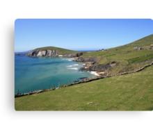 Slea Head coastline Canvas Print