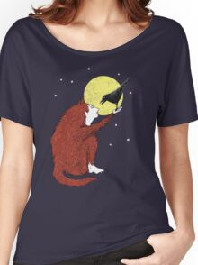 Raven and Fox Women's Relaxed Fit T-Shirt