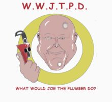 What Would Joe The Plumber Do? by RichardBrain