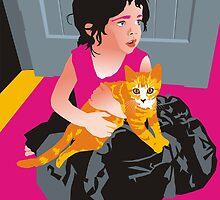 kitten by Matt Mawson