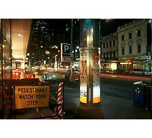 Swanson Street Photographic Print