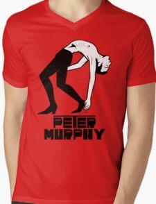 Peter Murphy Mens V-Neck T-Shirt