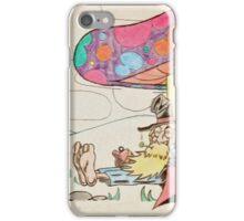 hillbilly breatime iPhone Case/Skin