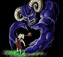 He's Behind You! by ElBe