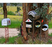 You've Got mail. Photographic Print