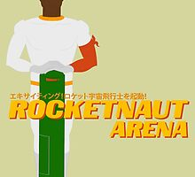 Space Hero One RocketNaut Arena Promo by willmakesgames