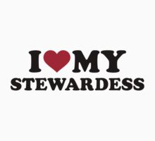 I love my stewardess by Designzz