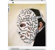 Gerry Cheevers iPad Case/Skin