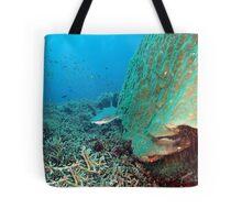 Reefy Tote Bag