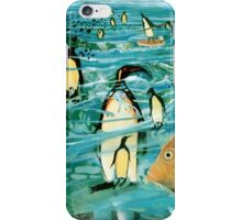 TROPICAL  MIGRATION iPhone Case/Skin