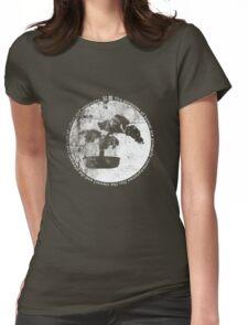 盆栽 Bonsai Womens Fitted T-Shirt