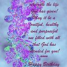 Happy Birthday Viv! by sarnia2
