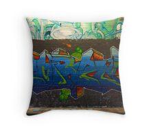 Mural Throw Pillow