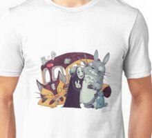 Ghibli Collab Unisex T-Shirt