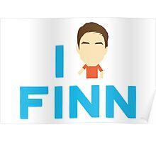 I love Finn Poster