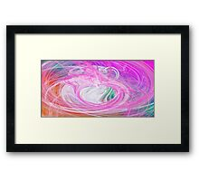 In The Pink-Available As Art Prints-Mugs,Cases,Duvets,T Shirts,Stickers,etc Framed Print