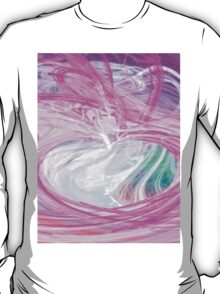 In The Pink-Available As Art Prints-Mugs,Cases,Duvets,T Shirts,Stickers,etc T-Shirt