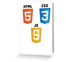 HTML5 Greeting Card