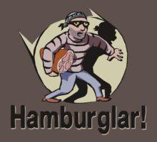 Hamburglar! by prunstedler