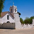 Church, San Pedro de Atacama, Chile by Krys Bailey