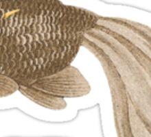 Goldfish Sticker