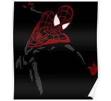 Miles Morales Ultimate Spider-Man Poster