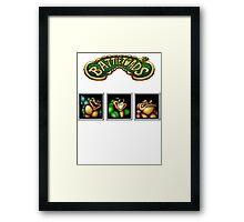Battletoads Framed Print
