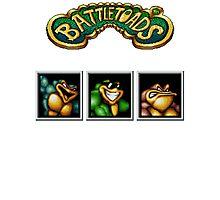 Battletoads Photographic Print