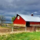 Storm Moving In by Nadya Johnson