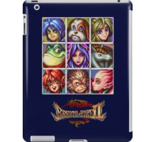 Breath of fire 2 iPad Case/Skin