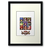 Breath of fire 2 Framed Print