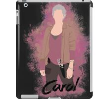 Carol iPad Case/Skin