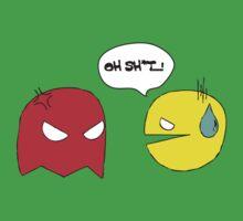 Pac-man by XxMIKE747xX