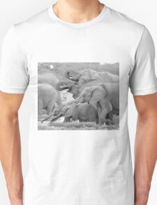 Elephant Family - Tusks and Trunks T-Shirt