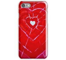 WEB OF LOVE iPhone Case/Skin