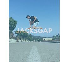 Jumping Jacksgap Photographic Print