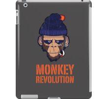 Monkey revolution iPad Case/Skin