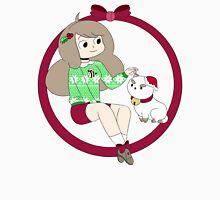 Bee and Puppycat's christmas Unisex T-Shirt