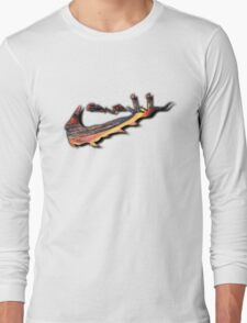 Arabic Sneak Lava Tee Long Sleeve T-Shirt