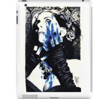 Massacre-White iPad Case/Skin