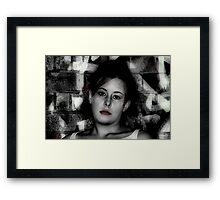 Jaded Framed Print