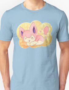 Skitty the Kitten Pokemon Unisex T-Shirt