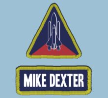 Astronaut Mike Dexter by Brian Edwards