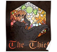 Fire Emblem Gaius - The Thief Poster