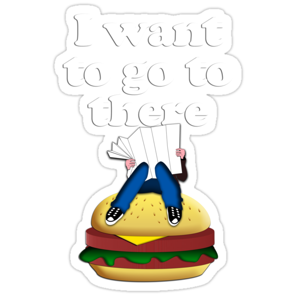 I want to go to there by Brian Edwards