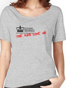 Columbia University Department of Psychology, Paranormal Studies Laboratory. Women's Relaxed Fit T-Shirt