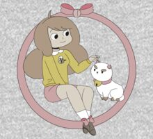 Bee and Puppycat Kids Clothes