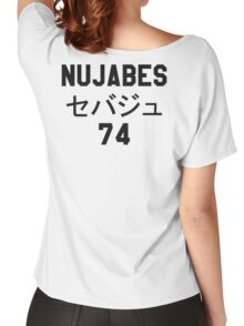 NUJABES 74 RIP Women's Relaxed Fit T-Shirt
