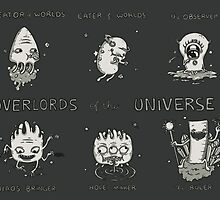 Overlords of the Universe by Lili Batista