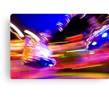 whirl it Canvas Print